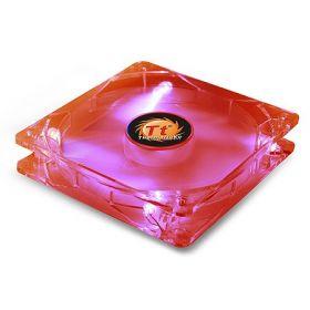 Ventilador de Sistema 120mm Para Desktop Thermaltake RED