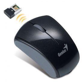 Mouse Genius Inalámbrico Micro Traveller 900s USB Negro