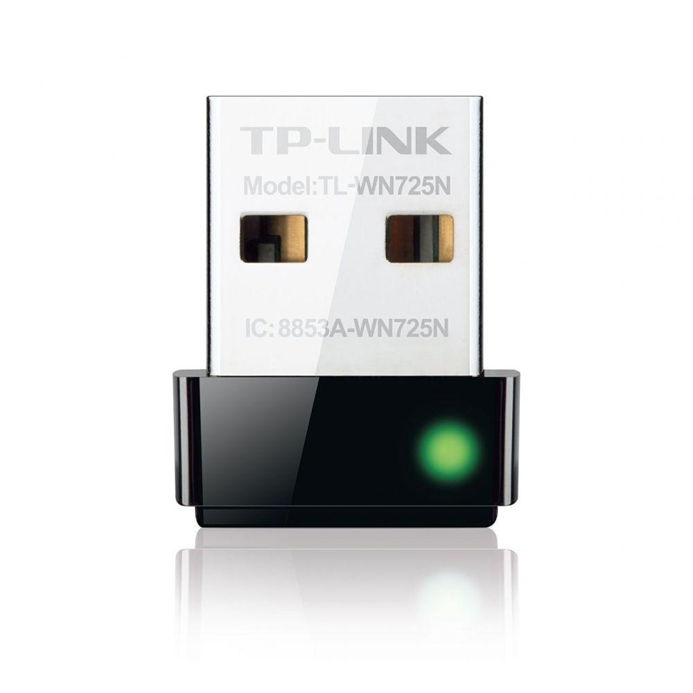 Mini Tarjeta de Red TP-Link WIFI USB 150N TL-WN725N