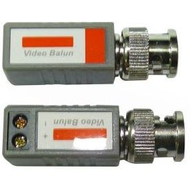 Balun Normal Para Sistema de Circuito Cerrado Cámara de Seguridad hasta 400Metros
