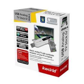 Tarjeta de TV USB Kworld STICK ANALOGO