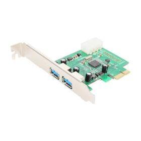 'TARJETA XTRATECH PCI EXPRESS 2 PUERTOS USB 3.0