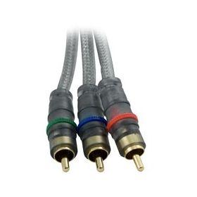 Cable GE RCA de audio y video Prograde chapado en oro 6ft 1.80m