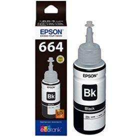 Suministros Botella Tinta Epson Original Negro para L200, L210, L355, L555, etc.