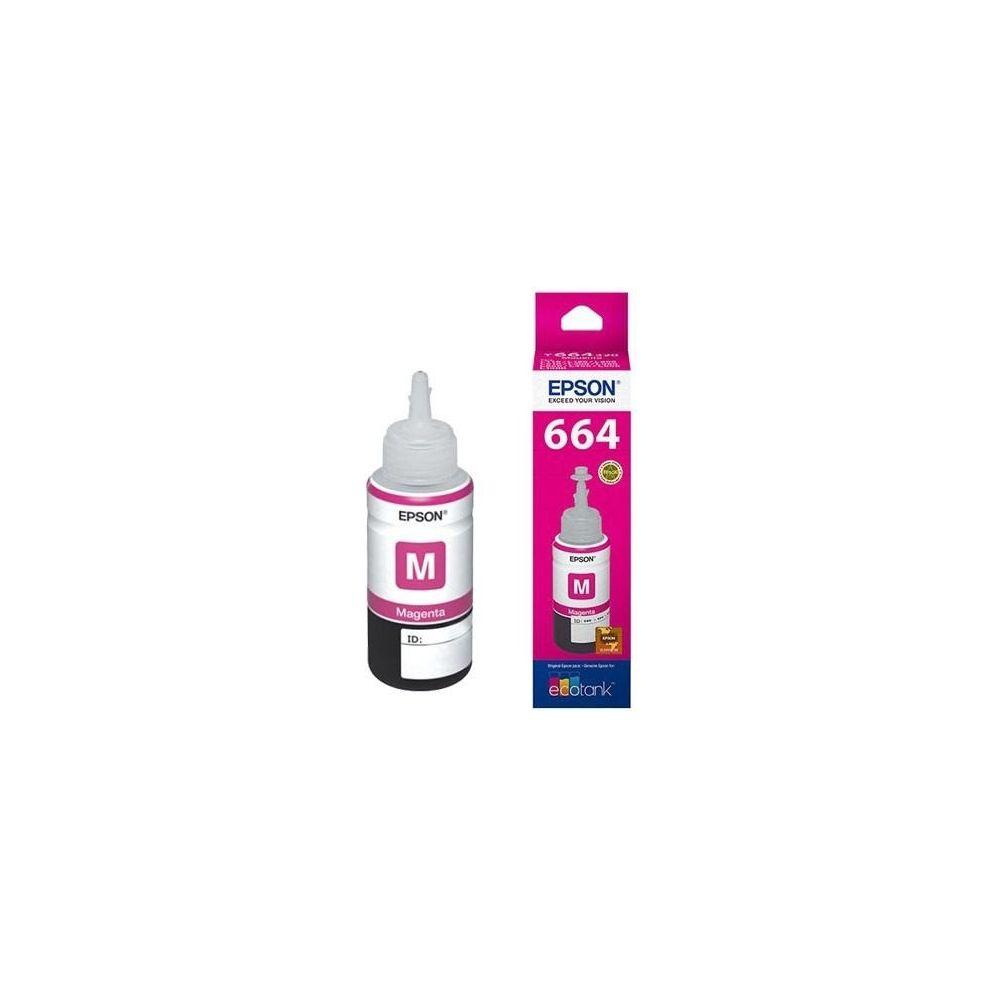 Suministros Botella Epson Magenta para L200 cartucho