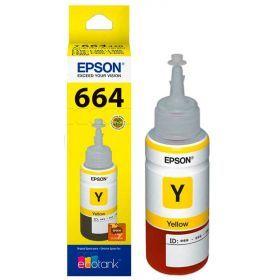 Suministros Botella Epson Amarillo para L200 cartucho