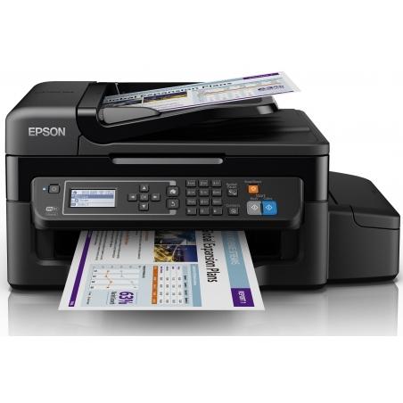 Impresora Epson L575 Multifuncion Wifi Imprime/copia/escanea con sistema de tinta continua original