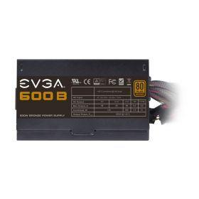 FUENTE REAL EVGA 600W 80Plus