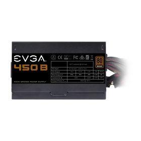 FUENTE REAL EVGA 450W 80Plus Bronze Gaming