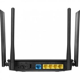 Router Asus 4 Antenas Dual Band 600Mbps 2.4 & 5 Ghz