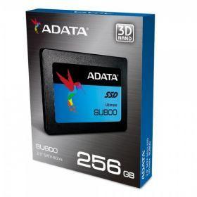 """Disco Duro Adata SSD 256Gb Ultimate 2.5"""" Sata SU800"""
