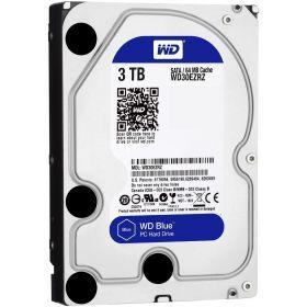 "Disco Duro Western Digital 3Tb 5400rpm Sata 3.5"" Blue"
