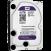 "Disco Duro Western Digital 6Tb Intelli-power 24x7 Sata 3.5"" Purple"