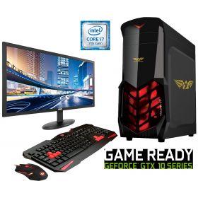 COMPUTADOR GAMER / DISEÑO PRO I7 7MA GENERACIÓN 8GB RAM, 1TB HDD, GTX 1050TI