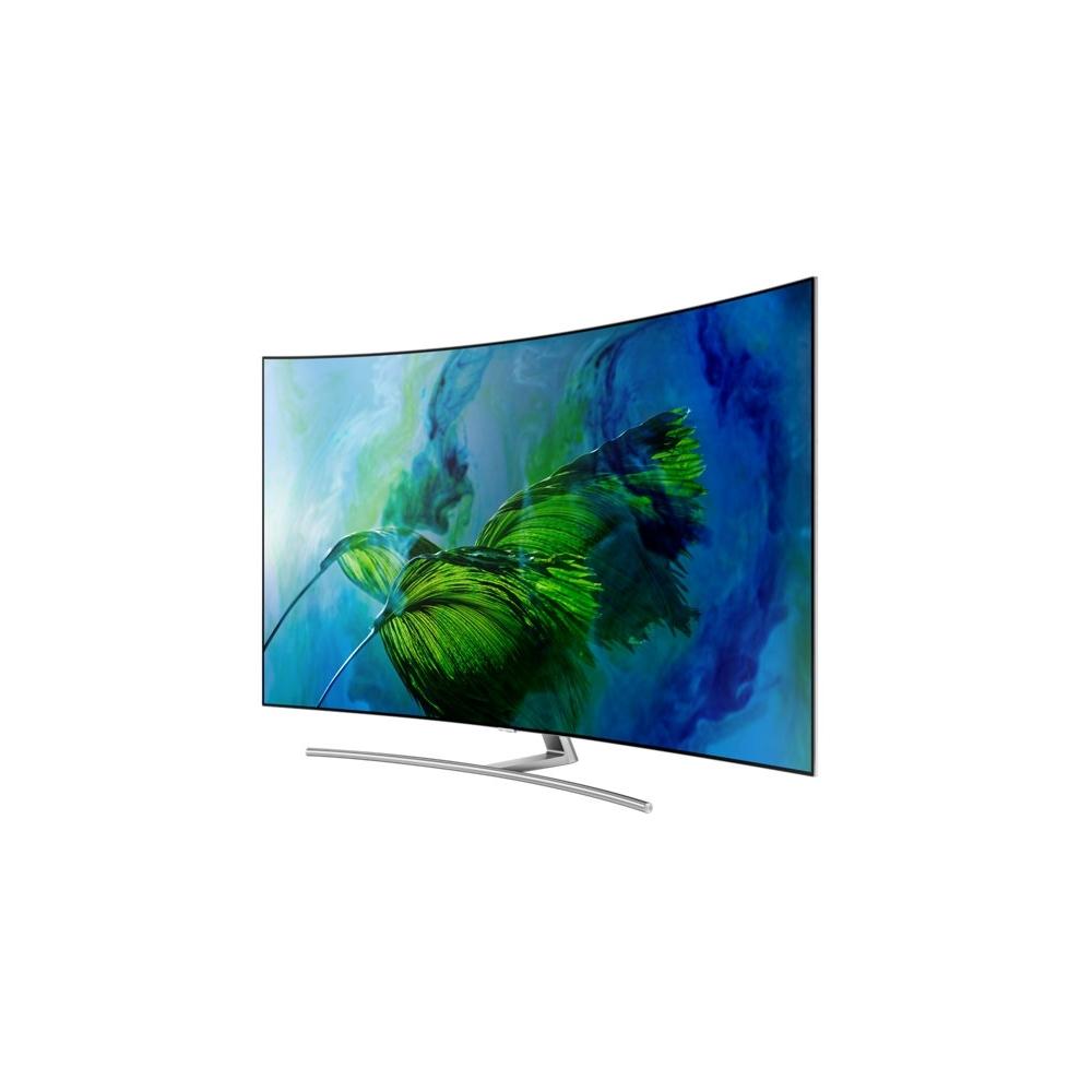 """TELEVSOR SAMSUNG TV QLED 65"""" SMART 4K/OCTA CORE/OS TIZEN/CURVO UHD 2017"""