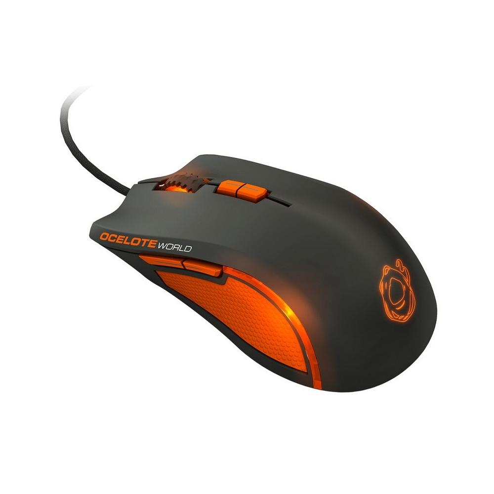 Mouse Ozone Gaming ARGON OCELOTE 8200 Dpi USB