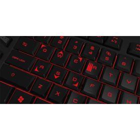 Teclado Ozone Gaming Blade Membrane Progaming Keyboard USB
