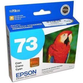 Suministros cartuchos Epson 73/73N Cyan