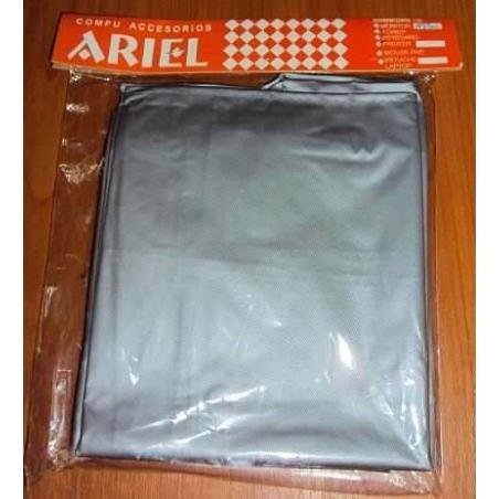 "Cobertor 4 piezas para pc 20"" desktop gris"