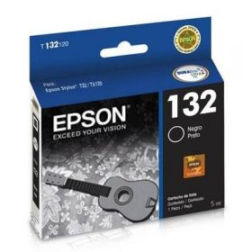 SUMINISTROS CARTUCHOS EPSON 132 NEGRO T22/TX120 T132120